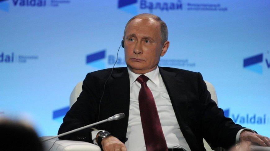 На Западе услышали валдайскую речь Путина: Россия предупреждает США