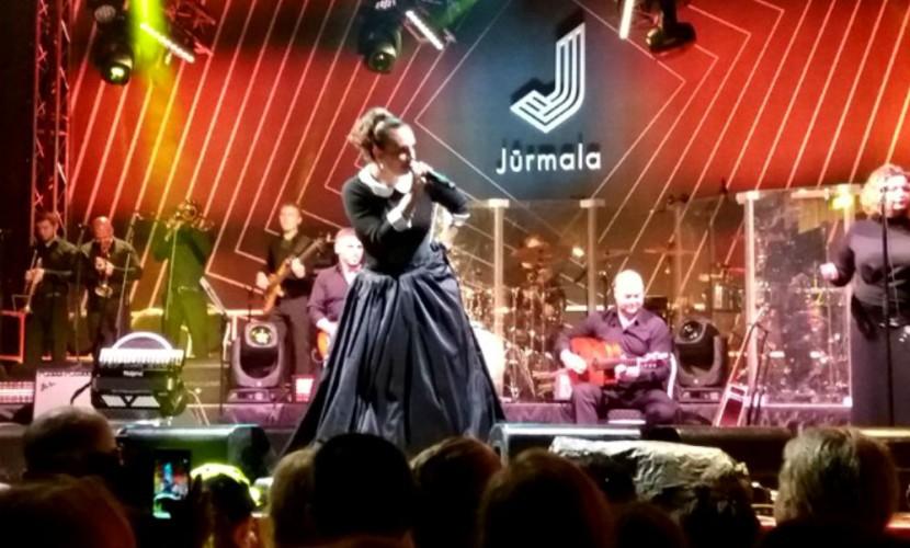 Скандал на концерте Елены Ваенги в Юрмале