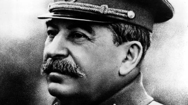 СТАЛИН. Сталин Посланник Бог…