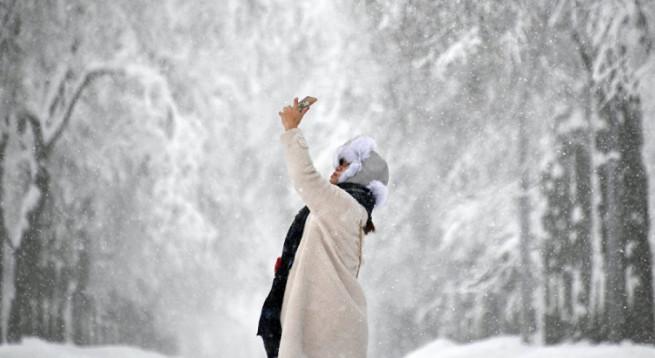 Синоптики рассказали, когда в Москве образуется снежный покров