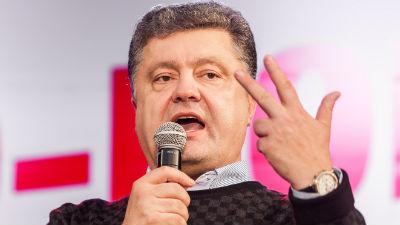 Порошенко направил дополнительные войска на восток Украины