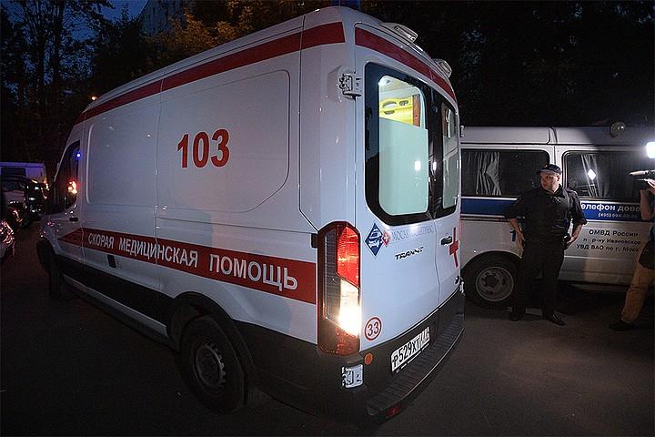 В Подмосковье женщина-водитель сбила трех подростков