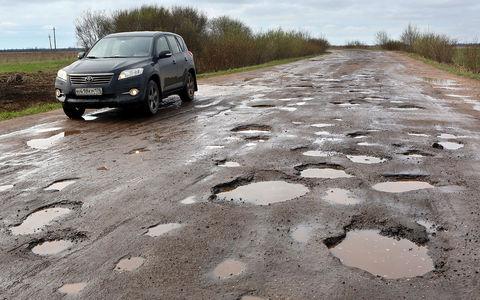 Более миллиона граждан пожаловались на «убитые дороги»