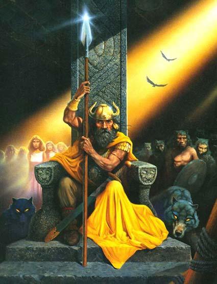 ПАНТЕОН СЕВЕРНЫХ БОГОВ