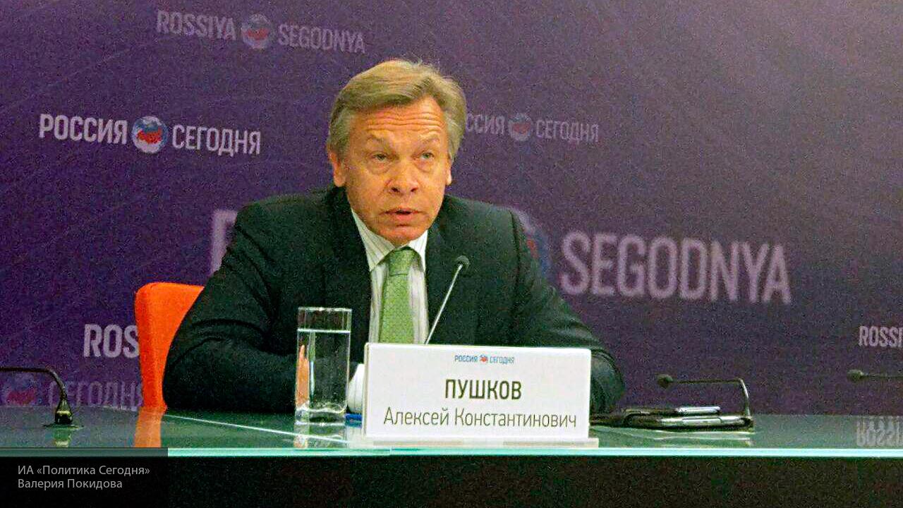 Пушков прокомментировал заявление постпреда США при ООН о давлении на Россию