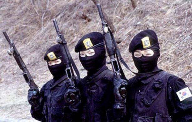Войска специального назначения некоторых Стран Мира  спецназ, фото, армия