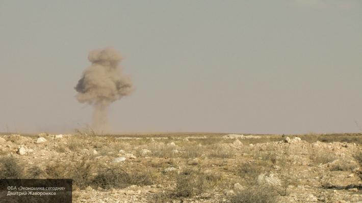 СМИ: русские боевые корабли крылатыми ракетами нанесли удар по боевикам