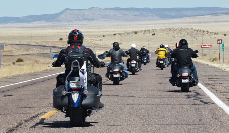 Route 66 — путешествие по США на Yamaha  - Фото 14