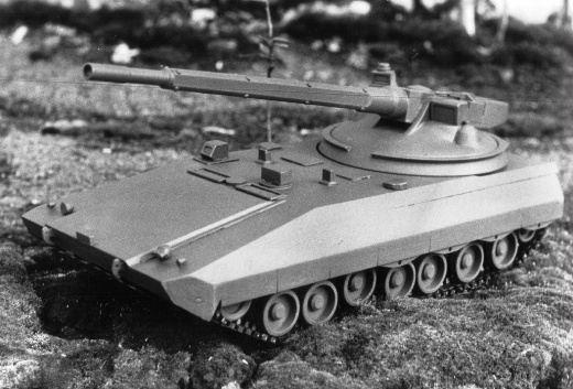 """Российский ракетный танк нового поколения мог бы превращать """"Абрамсы"""" в груды металлома"""