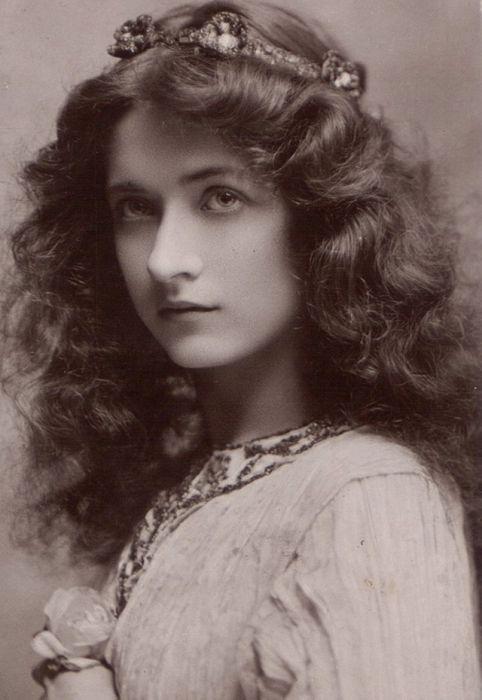 Красавицы начала XX века, по которым сходили с ума миллионы мужчин