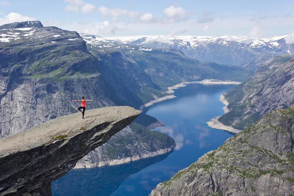 Путешествия по Скандинавии на мотоцикле. 14 562 километра, 14 стран и 41 день...