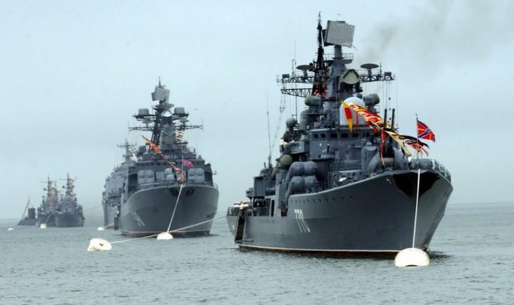 Минобороны: ВМФ России получит более 50 боевых кораблей