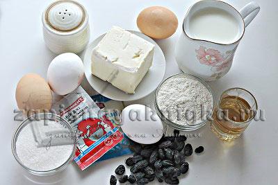 Ингредиенты кулич александрийский