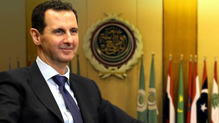 США мешают арабам признать Башара Асада