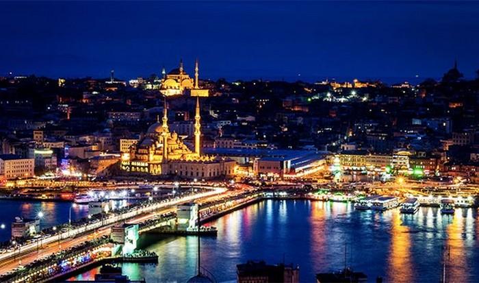 Вороватый Стамбул.
