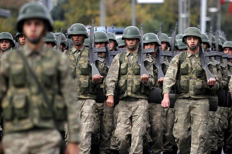 В Африне погибли 300 турецких солдат