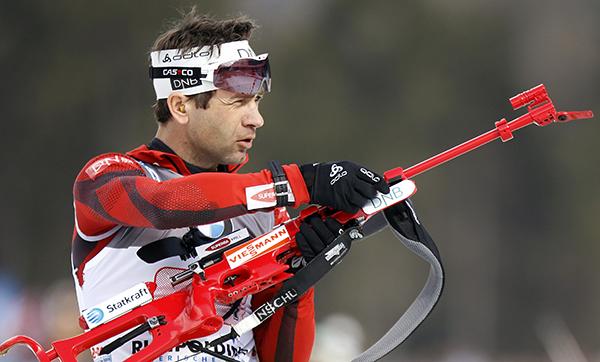 Уле-Эйнар Бьорндален поддержал российских биатлонистов