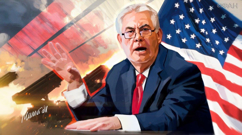 Время гегемонистских доктрин США прошло — Сатановский о желании Вашингтона остаться в Сирии