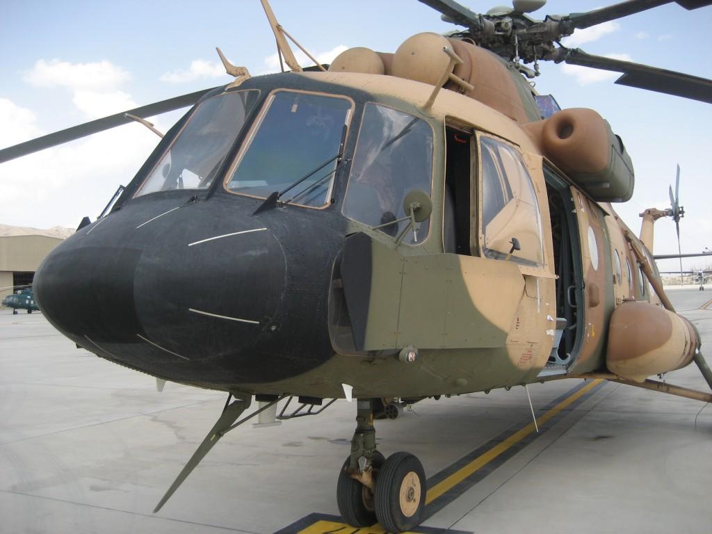 Турки «прокачают» советские вертолёты