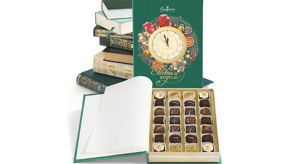 Шоколадная сказка: лучшие сладкие подарки на Новый 2018 год