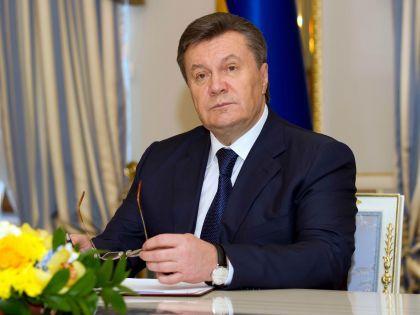 Виктор Янукович и его пассия…
