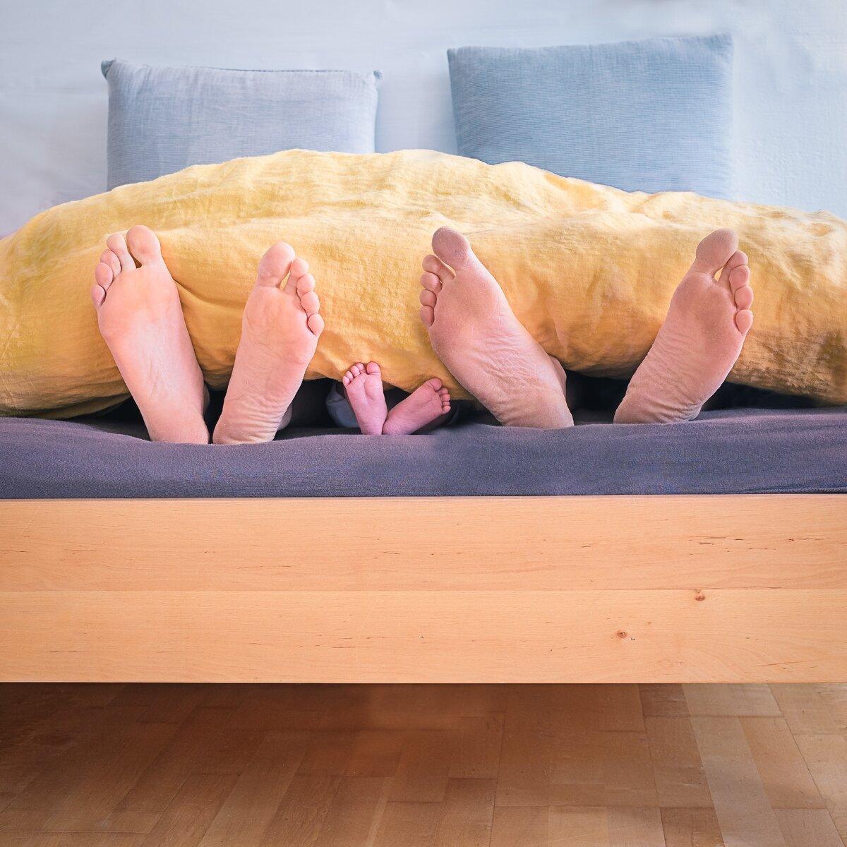 7 способов отучить ребенка от совместного сна с родителями