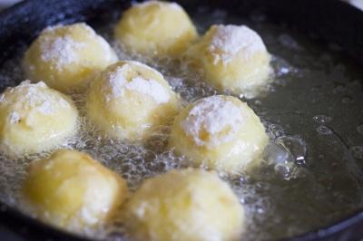 шарики из пюре фото рецепт