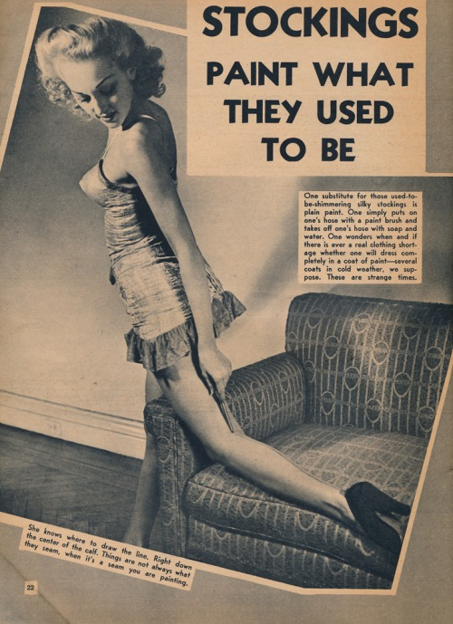 Как появилась мода на бритые женские ножки. Гигиена тут ни при чём!