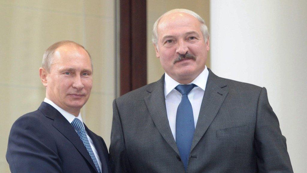 Путин и Лукашенко утерли нос…