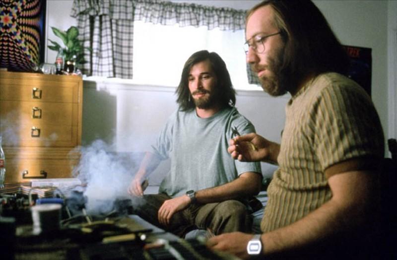 Пираты силиконовой долины (1999) кино, компьютеры, технологии, фильмы