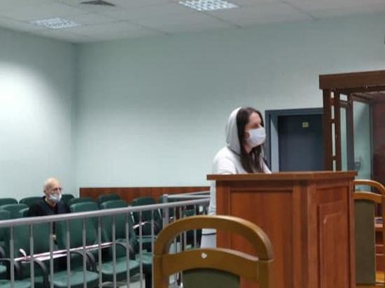 Екатерина Пржигодская специально прилетела из Бельгии в Россию