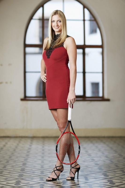 чешская теннисистка Петра Квитова / Petra Kvitová фото