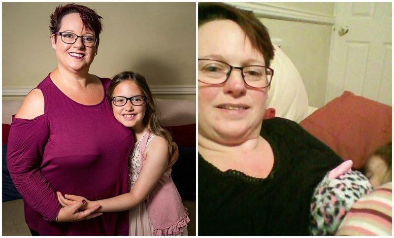 Многодетная мать кормила младшую дочь грудью до 9 лет