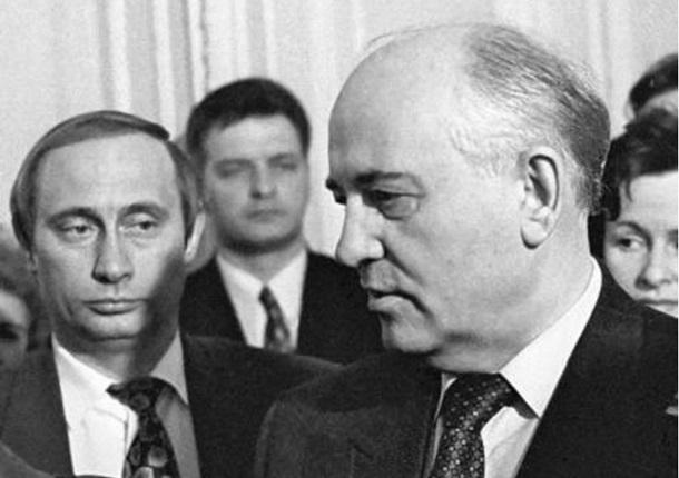 Путин не понял решения Горбачева