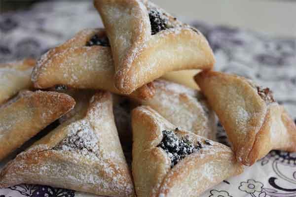 Радуем близких — еврейское печенье хаменташн