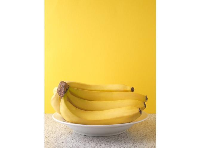 Как сделать чтобы бананы не потемнели