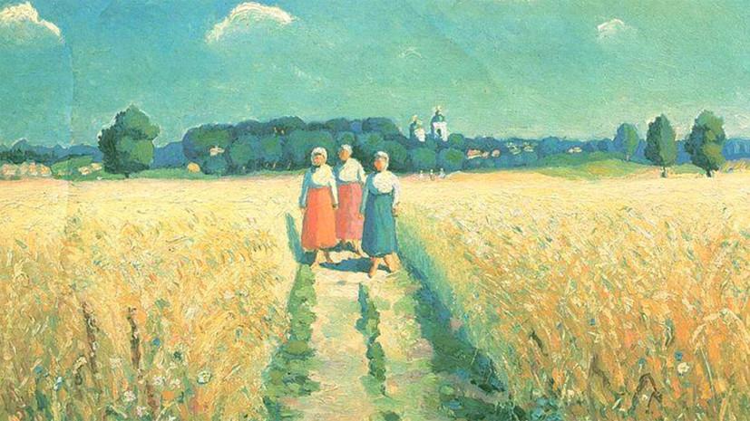 Цветущие сады и портреты крестьян: чем помимо «Чёрного квадрата» известен Казимир Малевич