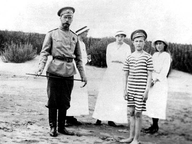 Принципы воспитания русских …