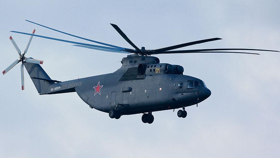 Китай спасет двигатель Ми-26