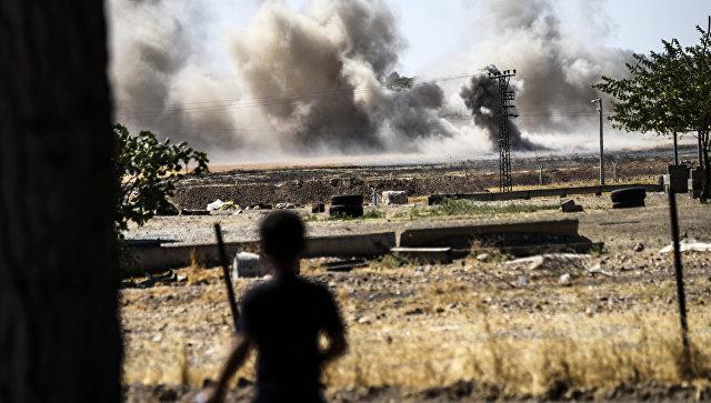 Новости Сирии. Сегодня 19 сентября 2016