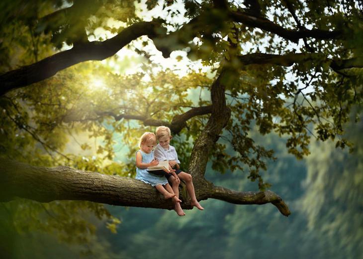 Мариола Глайкар, Польша дети, детские фото, детство, конкурс, летние фото, лето, трогательно, фотографии