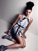 Эшли Грин (Ashley Greene) в фотосессии для журнала ASOS (2010)