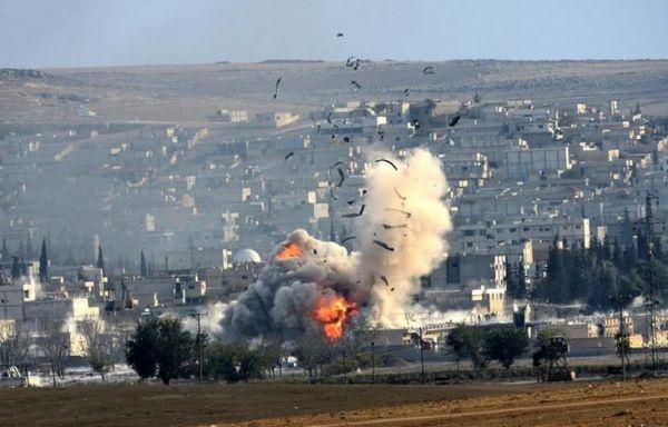 Врезультате удара коалиции навостоке Сирии погибли 35 мирных жителей