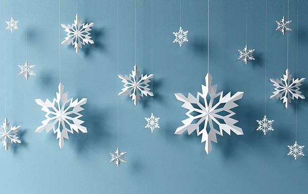 Как сделать новогоднюю снежинку своими руками