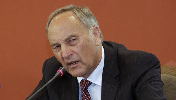 РИА Новости: Берзиньш: Если Латвия и Россия будут в ссоре, выиграет кто-то третий