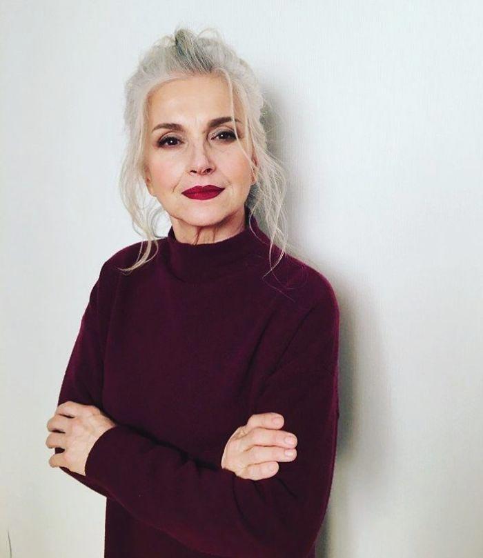 Олдушка — российское модельное агентство, снимающее моделей старше 45 лет