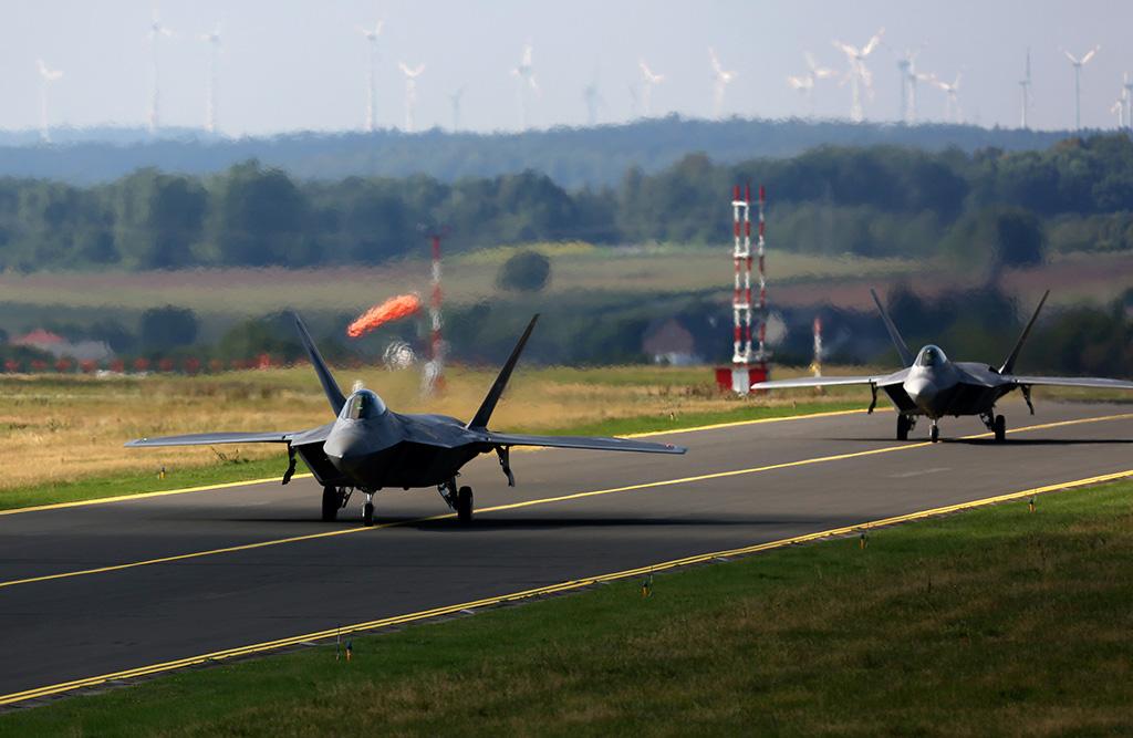 ВВС США готовы к прорыву системы ПВО Калининграда в случае необходимости
