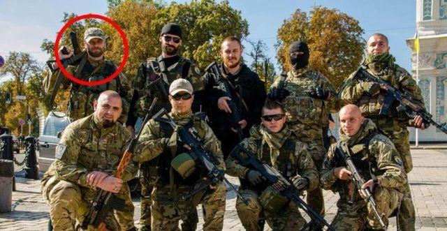 Тело известного нациста из «Азова» нашли в лесу под Харьковом