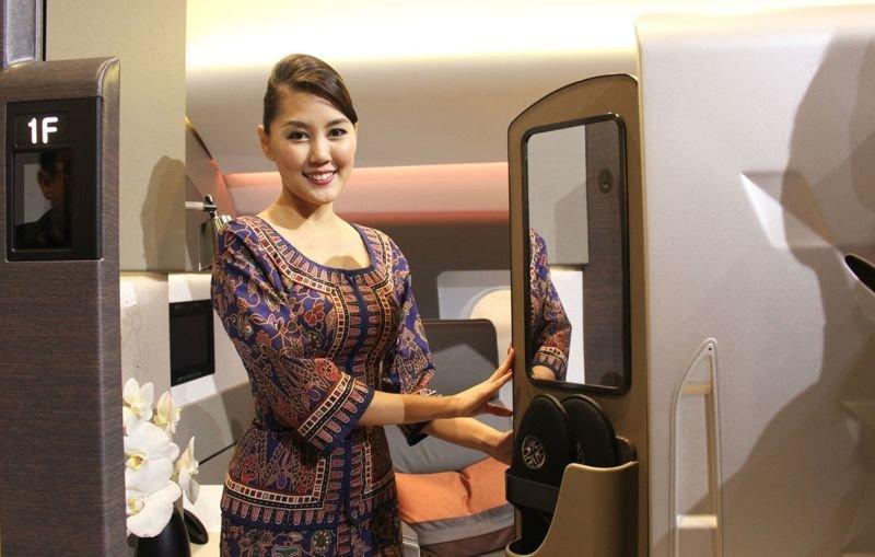 Национальная авиакомпания Сингапура представила, как вскоре будут выглядеть самолеты