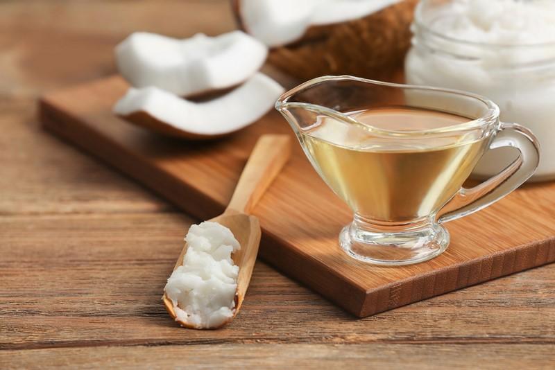 кокосовое масло для зубов